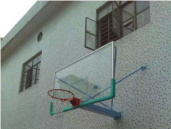 XOT-7006 挂壁式篮球架 Wall-Mounted Basketball Stand